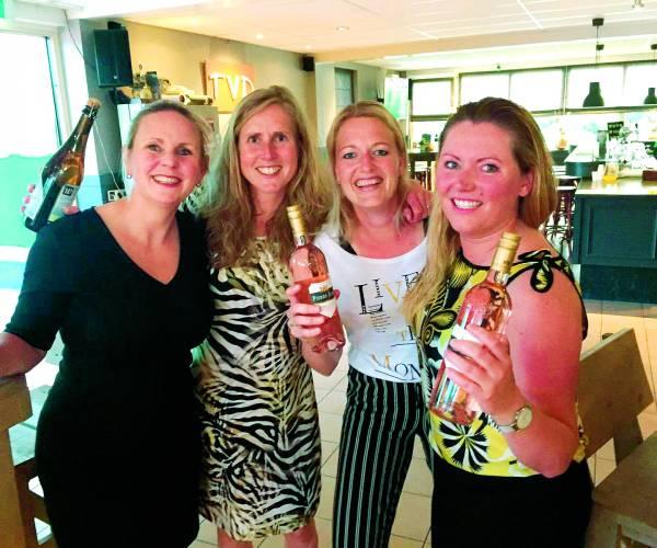 Voorjaarscompetitie Tennis Vereniging Denekamp feestelijk afgesloten