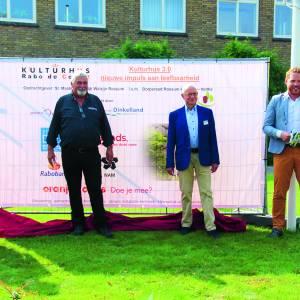 Verbouwing CoCeR in Rossum officieel van start