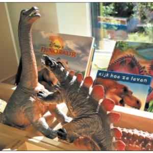 Dinosaurus!? - tentoonstelling blijft veel bezoekers trekken