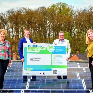Gemeenten geven huiseigenaren € 80,- voor energiebesparing