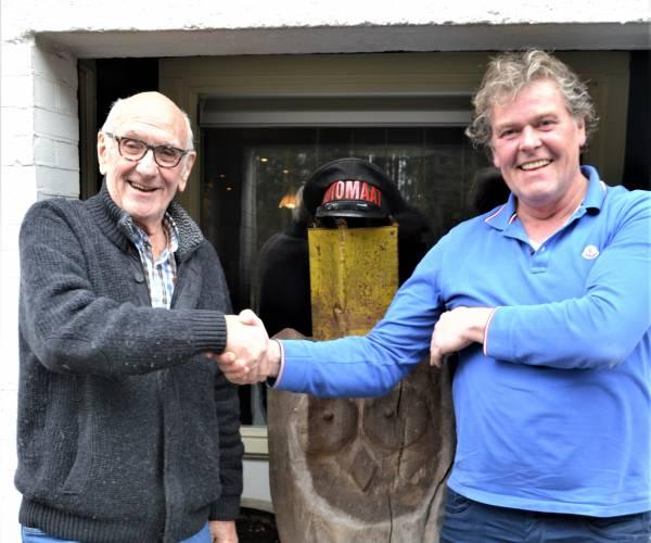 Jubileum: 't Wubbenhof ononderbroken 50 jaar thuishaven c.v. De Nachtuulkes