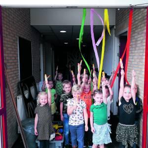 Basisschool de Willibrord maakt er een onwIJS leuk jaar van