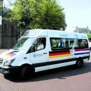 De buurtbus Nordhorn - Denekamp gaat weer rijden