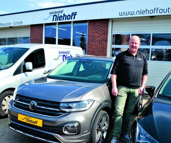 Autobedrijf Niehoff in tien jaar tijd zeer sterk gegroeid