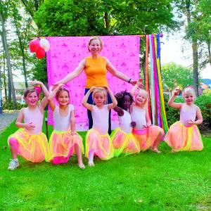 Bewoners Sint Jozef genieten van sprookjesachtig kinderballetoptreden