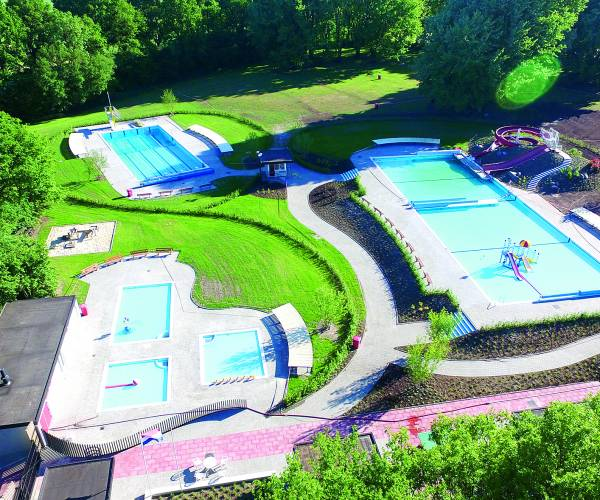 Zwembad Kuiperberg opent op eerste lentedag