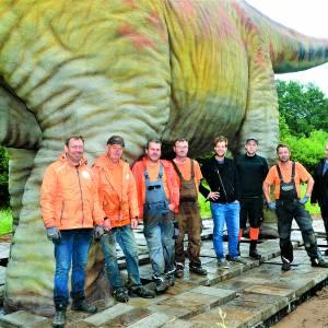 Expositie 'Dinosaurus!?' in en rond Natura Docet biedt veel meer dan zevental dino-modellen