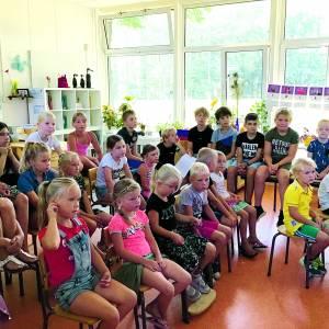Geslaagde introductieweek basisschool 'n Baoken