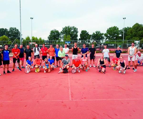 Aanmelden tennislessen en jeugdactiviteiten TVD