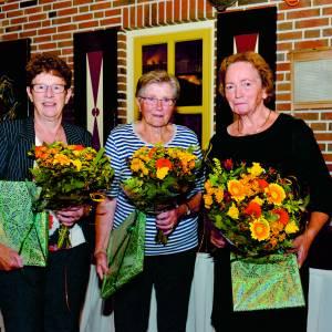 Vrouwen van Buiten negentig jaar