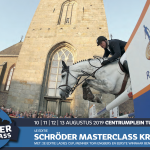 Schroder Masterclass Krant