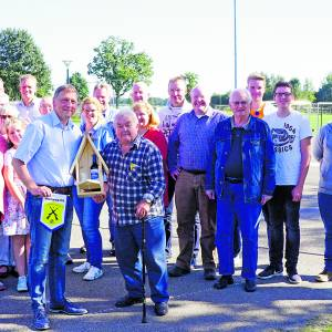 Schietvereniging Deurningen viert veertigste jaarlijkse uitwisseling met Stadtlohn