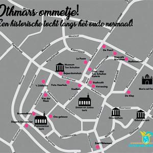 Othmars Ommetje: Alternatieve optocht in Oatmössche