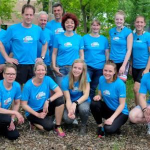 Grote deelname en mooie opbrengst sportieve ochtend Team d'Inges