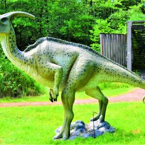 Na 30 jaar: de dino's zijn weer terug in Denekamp