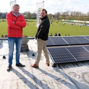 KOSC zet grote stap voorwaarts in verduurzamen sportcomplex