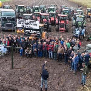 Agrarisch Lattrop en Breklenkamp voeren actie