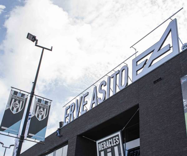 Erve Asito nieuwe naam Stadion Heracles Almelo
