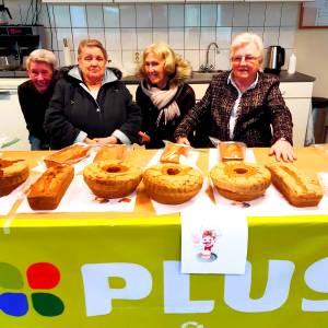 Traktatie voor bejaardensoos Noord Deurningen