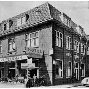 Hotel Veldman behoudt karakteristieke kenmerken