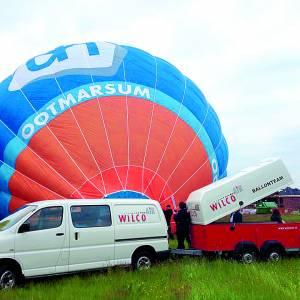 Wilco Air Ballonvaarten Ootmarsum bestaat 25 jaar