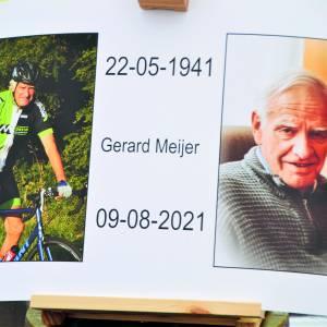 Wielersportman bij uitstek 'Gerard Meijer overleden