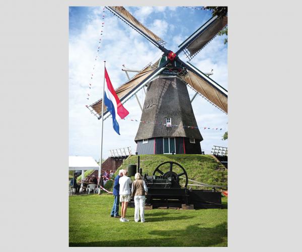 Molendag 2019: 'Ontmoet de molenaar'