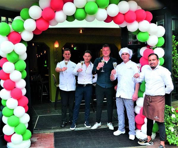 Met 'Ristorante Il Municipio' is vierde  restaurant 'Hotel De Schout' aan Nicolaasplein geopend