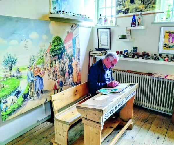 Heropening Onderwijsmuseum Ootmarsum