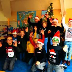 KerstAnders op de Alexanderschool